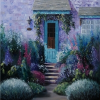The Turquoise Door