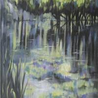 Pond-Reflections II