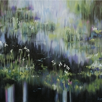 Pond-Reflections III