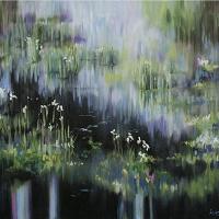 Pond-Reflections III