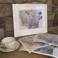 Pastel Pair - LE Paper Print