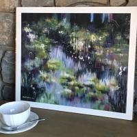 Pond Reflections I