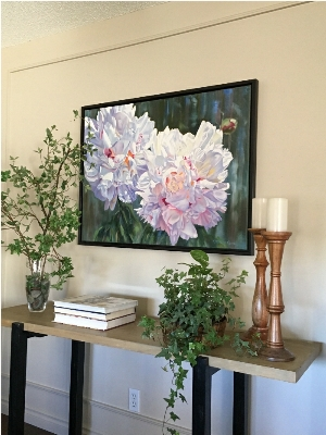Designing a Room Using Specific Artwork –   Part 2