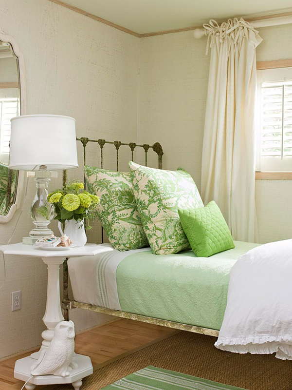 Add Spring Style to your Bedroom